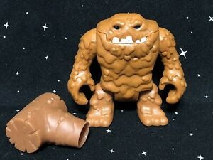 Fisher Price Imaginext DC Comics Super Friends BATMAN CLAYFACE Monster w/ Hammer