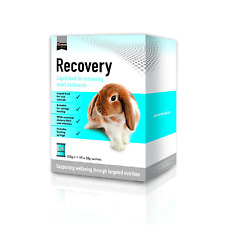 Supreme Recovery Sachets 10 x 20g liquid food for sick rabbits and Guinea Pigs