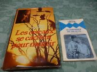 1978=roman LES OISEAUX SE CACHENT POUR  MOURIR +ARLEQUI N GRATUIT