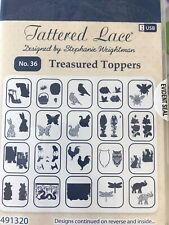 Tattered Lace Treasured Toppers No 36
