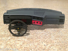 1/18 autoart ford sierra cosworth dashboard lhd modified tuning umbau diorama