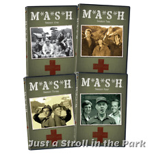 M*A*S*H MASH: 1970s Alan Alda TV Series Complete Seasons 1 2 3 4 Box/DVD Set(s)