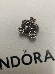 Genuine Disney Pandora Cinderella Carriage Charm