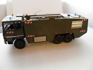 Camion Militaire Mousse IXO ALTAYA BERLIET THOMAS VMA 72 6x6 1/43 Model Truck