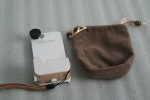 Snappgrip camera attachment for iPhone 4/4s