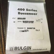 BULGIN PX0413/10S/PC CIRCULAIRE connecteur, Buccaneer 400 Series, Récipient, 10