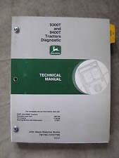 John Deere 9300T 9400T Tractor Diagnostic Technical Manual