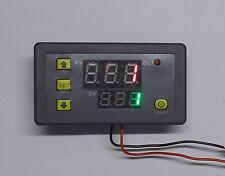 Zeitrelais 12V, 1sec -999 Stunden,Multifunktion, Taktgeber usw., Relais 230V, 5A