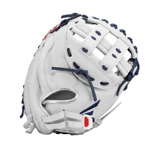 """Easton Professional Collection Fastpitch RHT 34"""" Catchers Mitt PC21FPUSA H Web"""