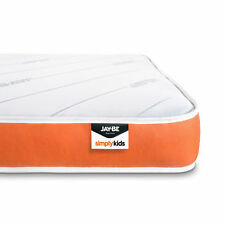 Jay Be Simply Kids Foam Free Open Coil Spring Mattress With Edge Support