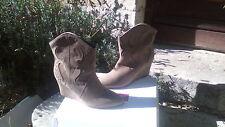 val 265  !! NEUVES CUIR 38 = 37 bottes bottines femme comptoir des cotonniers 1a