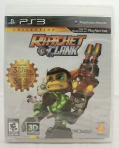Ratchet & Clank Collection Sony PlayStation 3 PS3 NEW