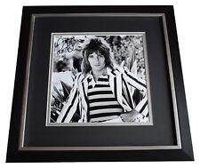 Rod Stewart SIGNED Framed LARGE Square Photo Autograph Music Memorabilia COA