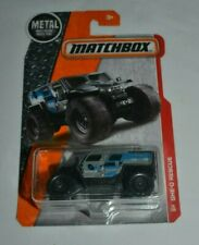 2017 MATCHBOX MBX HEROIC RESCUE GHE-O RESCUE GRAY & BLACK 79/125