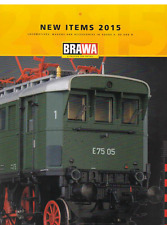 BRAWA NEW ITEMS CATALOG 2015 | NOS | TMS-1023