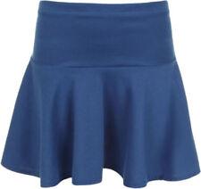 Mini-jupes, micro-jupes bleus pour femme taille 36
