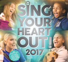Sing Your Heart out 2017 Various Artists 0600753761519