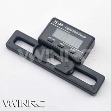 NEW Digital Pitch Gauge LCD Display For ALIGN AP800 T-REX 250 450 500 550 700