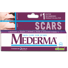 Mederma Skin Care for Scars STRETCH MARK REMOVAL ACNE Treatment BURN 10 gm
