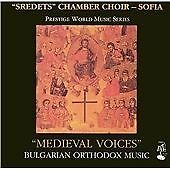 Medieval Voices (Bulgarian Orthodox Music), Music