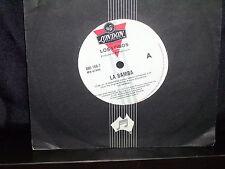 """LOS LOBOS LA BAMBA - AUSTRALIAN 7"""" 45 VINYL RECORD"""