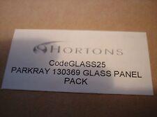 Parkray Consort door glass