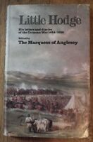 Little Hodge; His letters and diaries of the Crimean War 1854-1856 - Anglesey