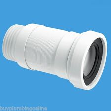 McAlpine Flexible WC Connector WC-F23S