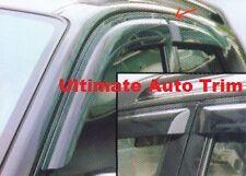 WEATHER SHIELD WINDOW DOOR VISOR HONDA CRV,CR-V RE 3rd GEN 2007-2012 PERFECT FIT