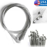 5X Bicycle Shift Shifter Derailleur Gear Stainless Steel Rear Inner Cable Wires