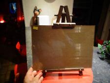 Ancien Petit Chevalet de Meuble pour Exposition Cadre Tableau Peinture Art