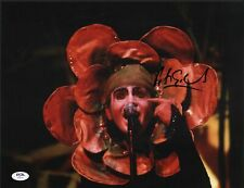 Peter Gabriel Signed 11x14 photo Genesis PSA DNA