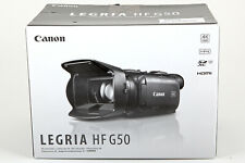 CANON Legria HF G50 Camcorder 4K Full HD 21,14 MP 20 fach opt. Zoom