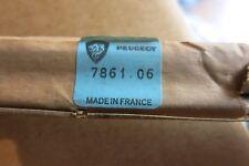 Peugeot 404 Moulding Fender Belt set of 2 pieces - Enjoliveur Langereur - 786106