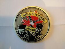 canadian navy coins of hmcs kitchener ww2 flower class corvets