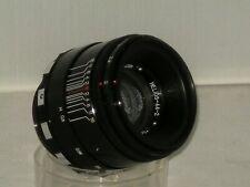 Helios 44 - 2  58mm f2 Lens  Vintage Pre-Set M42 Screw Mount Fit