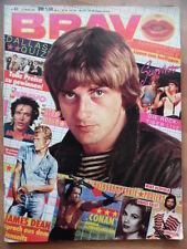 BRAVO 43 - 1982 (3) Mike Oldfield Adam Ant James Dean Grace Kelly R. Chamberlain