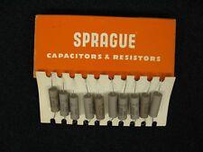 """(10 pcs) Sprague """"KOOLOHM"""" 15k Ohm 5 Watts 5%  Wirewound Resistor New In Box"""