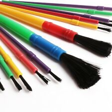 MIXED PAINT BRUSH SET Thick Thin Precision Large Fine Detail Art Craft Painting