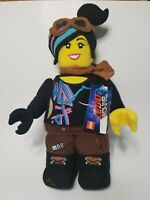 "The LEGO Movie 2 Plush LUCY (WildStyle WyldStyle) 12"" Stuffed Doll Toy NWT"