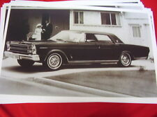 1966 FORD LTD 4DR HARDTOP    BIG 11 X 17  PHOTO /  PICTURE