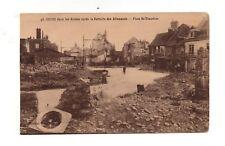 REIMS dans les Ruines - Place St Timothée  (A5761)