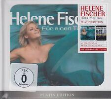 Helene Fischer / Für einen Tag (Platin Edition - Limited, CD + DVD, NEU! OVP)