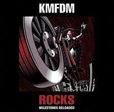 KMFDM Rocks Milestones Reloaded 2lp Vinyl