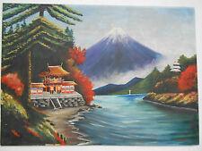 Fujiyama volcán japón depoi japon
