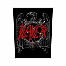 Slayer - Black Eagle - Sew-On Back Patch