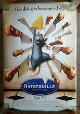 Disney-Pixar Ratatouille Double-Sided 27x40 MoviePoster