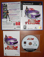 RPM Tuning, PlayStation 2 PStwo PS2, Pal-España ¡¡COMPLETO Y CON MANUAL!!