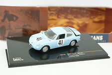 Ixo 1/43 - Simca Abarth 1300 Le Mans 1962