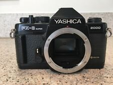 Yashica FX-3 Super 2000 35mm Camera Body Only